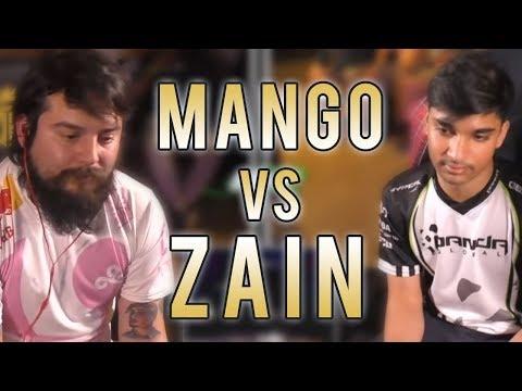 Armada Analysis : Mang0 vs Zain @ GTX 2018