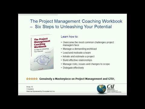 Project Management Coaching