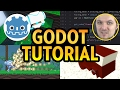 GETTING STARTED IN GODOT GAME ENGINE | E