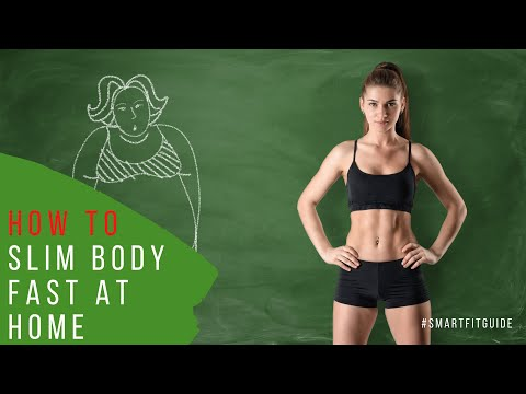 How to Slim Body Fast At Home – Lose Weight Fast | How To Lose Belly Fat | How To Lose Weight Fast