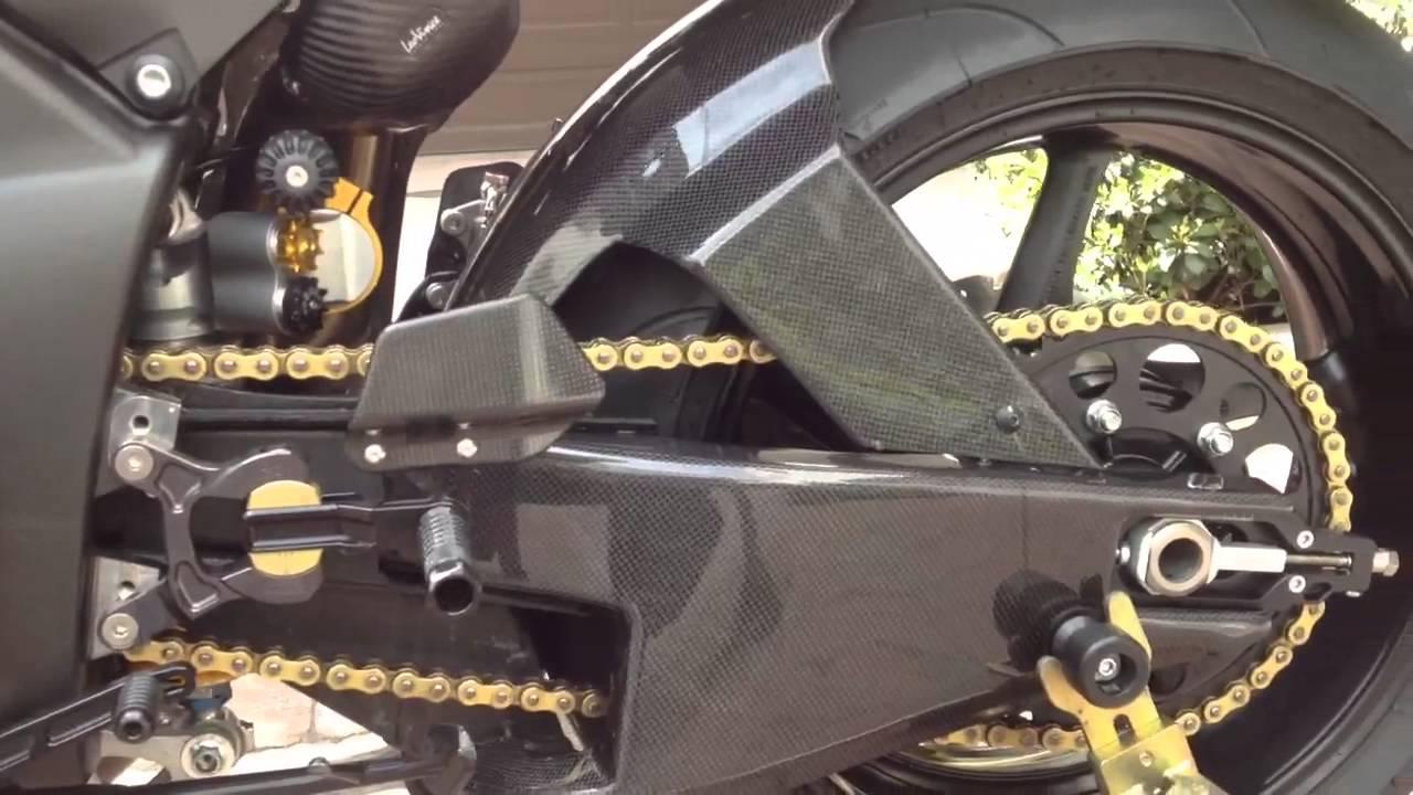 Yamaha R Rear Suspension Damper