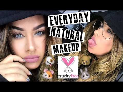My Everyday Natural Makeup Cruelty Free Youtube