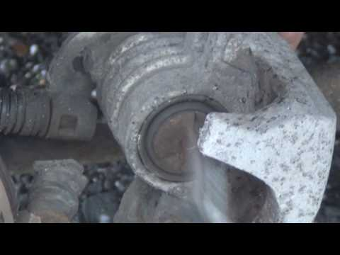 How To Turn A Brake Caliper Piston in Without A Brake Caliper Tool Quick Tip