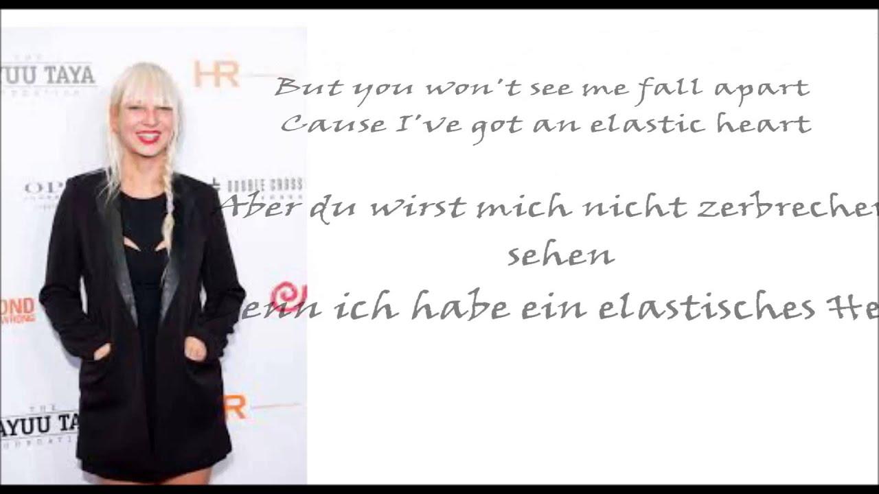 Sia Elastic Heart - Deutsche Übersetzung - YouTube