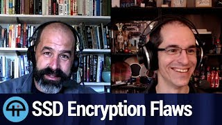 SSD Encryption is Severely Flawed