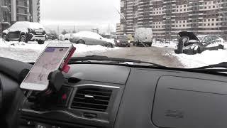 Автоматическая коробка передач и управление на скользкой дороге.