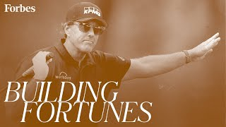 How Phil Mickelson Earned $40.8 Million In A Year | Building Fortunes | Forbes