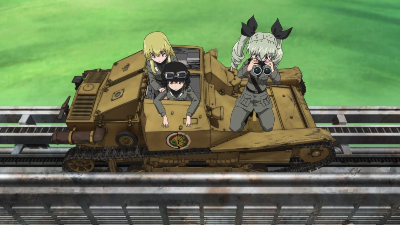 Girls Und Panzer Der Film Ger Sub