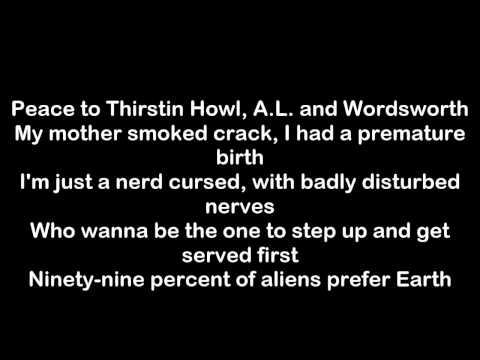 Eminem - 1997 Freestyle Lyrics [HD/HQ] (Duck Down)