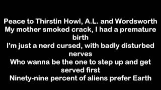 eminem 1997 freestyle lyrics hd hq duck down