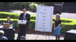 100th Louisiana Derby Post Position Draw