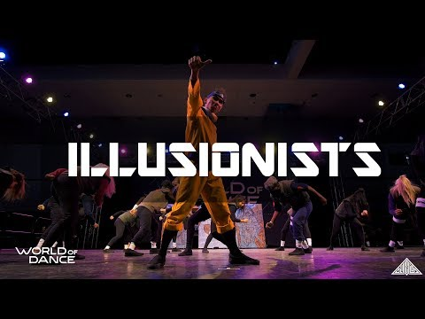 ILLUSIONISTS | World Of Dance Los Angeles 2018