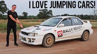 My First Time doing RALLY - Subaru Impreza 2.5RS