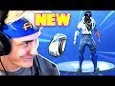 🔥🔥NINJA REACTS TO NEW ''FORTNITE EXCLUSIVE PLAYSTATION SKIN''🔥🔥