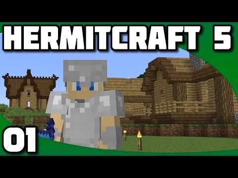 Hermitcraft Season 5 - Ep. 1: Doing the...