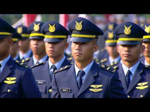 Upacara Prasetya Perwira Remaja (PRASPA) TNI-POLRI 2017