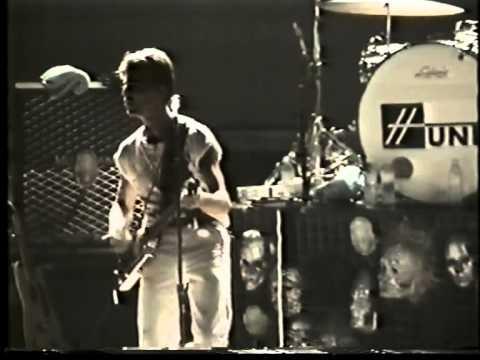 David Bowie Tin Machine Debaser Wolverhampton 02.11.91.