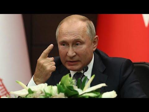 بوتين يقترح على السعودية شراء منظومة دفاع جوي روسية بعد -هجمات أرامكو- …  - نشر قبل 2 ساعة
