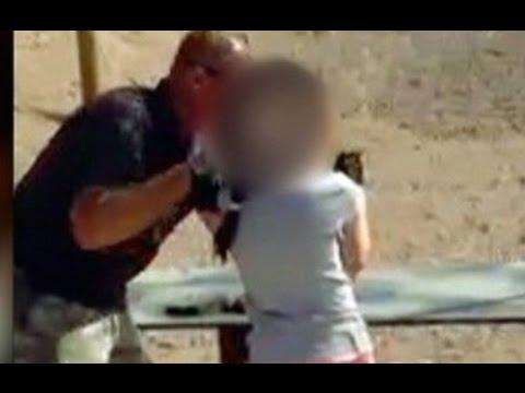 Niña de 9 años mata a su instructor de tiro