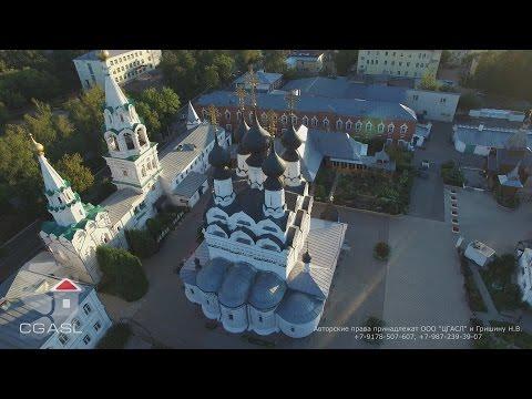 Аэросъемка города Муром (панорама)
