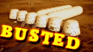 Mars Settlement by 2024: BUSTED!