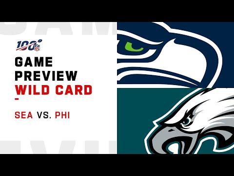 Seattle Seahawks vs Philadelphia Eagles Wild Card Weekend Game Preview