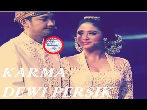 SEREM !! Ramalan ROY KIYOSHI kepada Dewi Persik & Angga Wijaya, KARMA ANTV