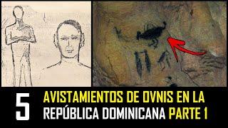 Avistamientos de Ovnis en la República Dominicana