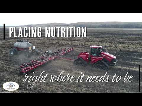 Placing Nutrition Right Where It Needs To Be