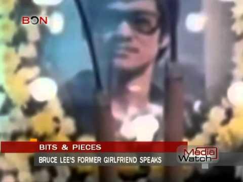 Bruce Lee's former girlfriend speaks- Media Watch - Nov.2nd.,2013 - BONTV China