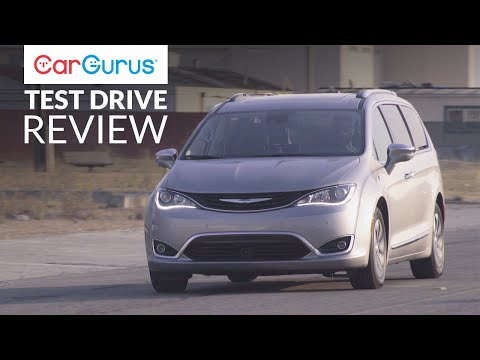 2018 Chrysler Pacifica Hybrid Cargurus Test Drive Review