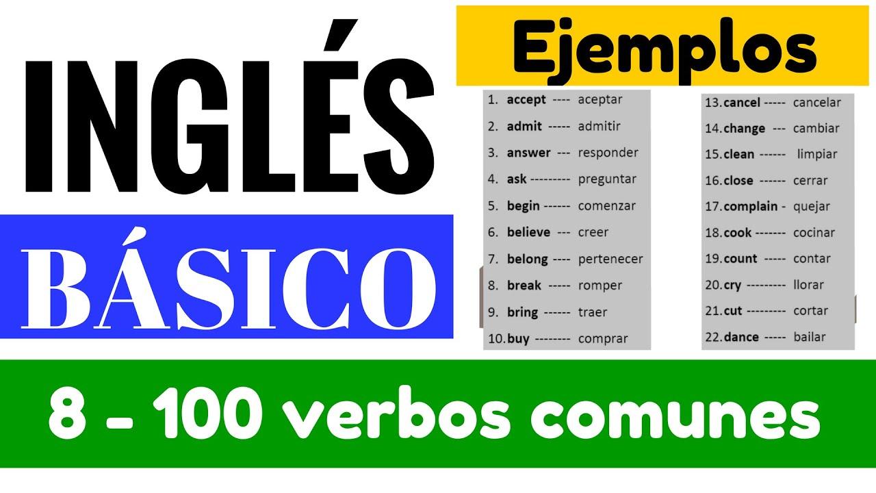 Fantástico Lista De Verbos De Acción Para Reanudar Cresta - Ejemplo ...