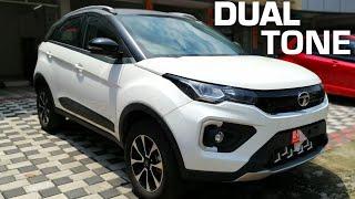 2020 Tata Nexon BS6 | Dual Tone - Calgary White | Walkaround Review - 2020 Tata Nexon | Facelift