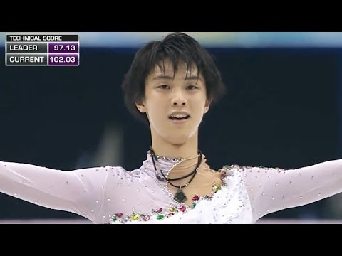 Hanyu wins 2013 Grand Prix Final - Universal Sports