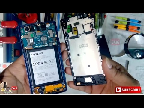 Oppo Neo 5 ( 1201) 16gb Full Disassembly || Oppo 1201 Battery Replacement  || Teardown