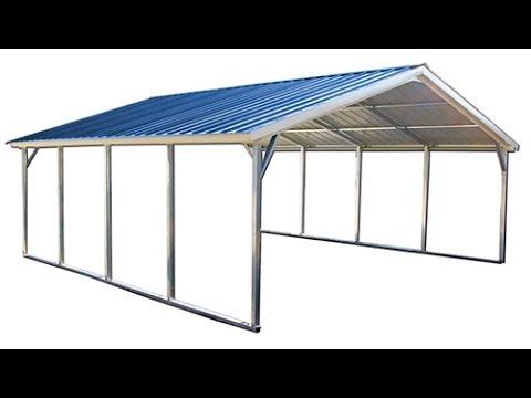 Metal Building Roof Styles