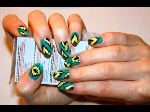 Jamaica Nails - YouTube