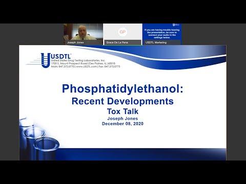 ToxTime Live Phosphatidylethanol Recent Developments