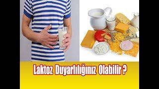 Laktoz Duyarlılığının 7 Belirtisi  /  Laktoz İntoleransı
