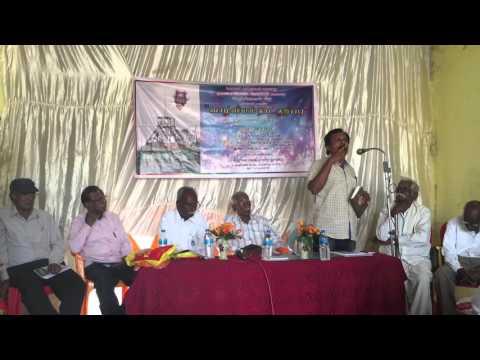 Vazhviyal Naatkurippu - KSSR Book Release : Speech 4