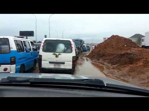 Travelling through Onitsha
