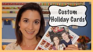 Custom Holiday Cards (Holiday Prep 2014) Thumbnail