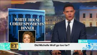Late Night Hosts React To Michelle Wolf's White House Jokes