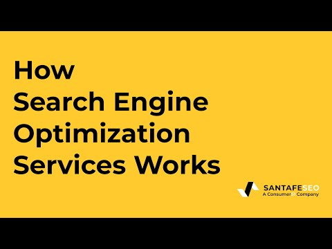 Albuquerque SEO Company - How Search Engine Optimization Services Works