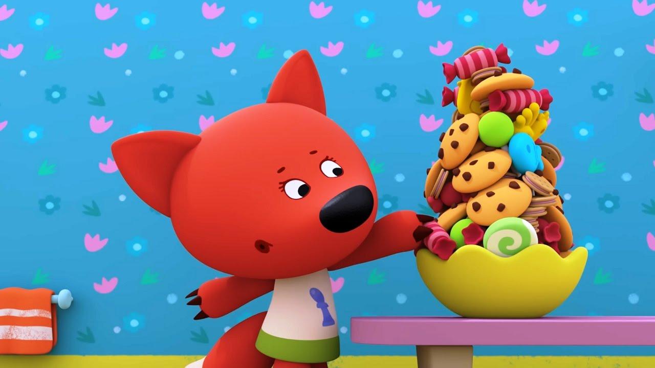 Мультфильмы для Детей - Волшебство Хлои - Розовая