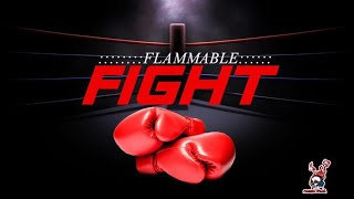 Flammable - Fight [Audio Visualizer]