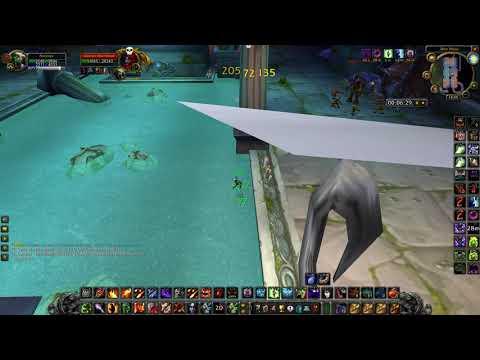 Warlock Solo DM:East In 20 Minutes