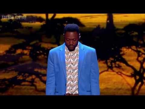 The Voice UK 2013 | Matt Henry performs 'Wonder' - The Live Quarter-Finals - BBC One