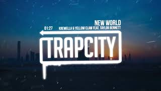 Krewella &amp Yellow Claw - New World (feat. Taylor Bennett)