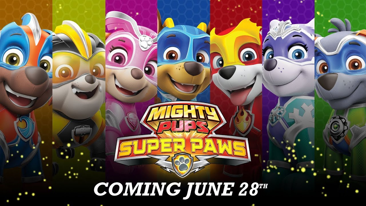 NickALive!: Nickelodeon USA to Premiere New 'PAW Patrol' 'Mighty